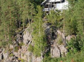 Rämäkkä Holidays, Rautalampi (рядом с городом Hankamäki)