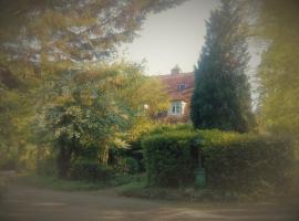 Le Gîte du Chêne Rouvre, Corbeil-Cerf