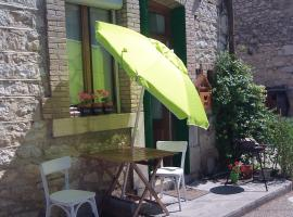 Maison de village., Artemare