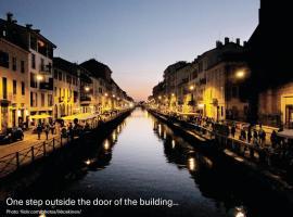 Da Simone in the heart of Milan