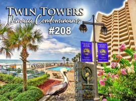 Twin Towers Three Bedroom Apartment 208