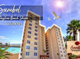 Sanibel Three Bedroom Apartment 105