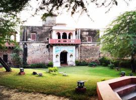Hostie Lal Darwaza-100 Yr old manor