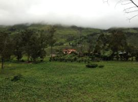 Killa Wasi Hostel, Alausí (Bucay yakınında)
