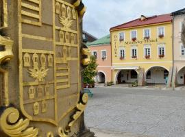 Městský Hotel Dorinka