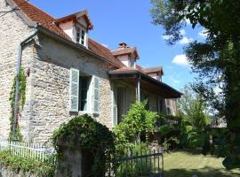 La Maison du Lavoir, Sailly (рядом с городом Chevagny-sur-Guye)