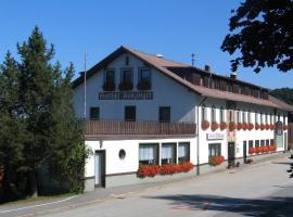 Panorama-Landgasthof Ranzinger, Schöfweg (Grattersdorf yakınında)