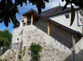 Gîte La Haute Cormerie, Le Thoureil (рядом с городом La Menitré)