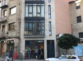 Apartamento Centrico Ourense, Оренсе (рядом с городом Pereiro de Aguiar)