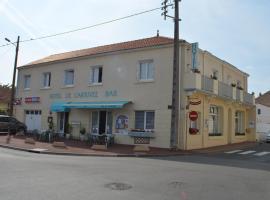 Hôtel de L'Arrivée, Fouras