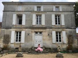 Montaurand, Rougnac (рядом с городом Gardes-le-Pontaroux)