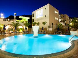 Pefkos Beach Studios & Apartments