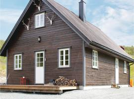 Four-Bedroom Holiday Home in Borgund, Borgund (рядом с регионом Tyin-Filefjell)