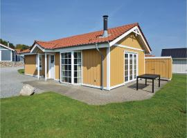 Four-Bedroom Holiday Home in Grasten