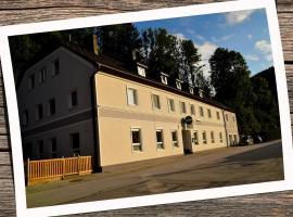 Pension Friederike Eder, Selzthal (Oppenberg yakınında)