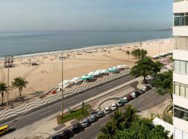 Copacabana Frente para a Praia 1005