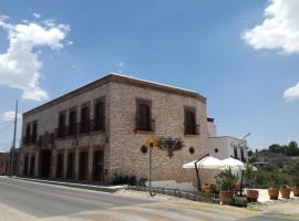 Hotel La Villa de Pozos, Mineral de Pozos