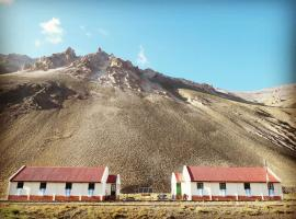 Hospedaje Leñas del Tolosa, Лас-Куэвас (рядом с регионом Penitentes Ski)