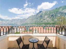 One-Bedroom Apartment in Prcanj, Kotor