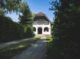Csónakos ház / The boat house, Badacsonyörs