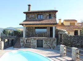 Casas Rurales Gredos en Avila, La Aldehuela (Horcajo de la Ribera yakınında)