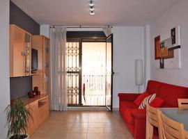 Apartamento junto al mar Los Marineros, Пусоль