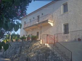 Villa Anemos, Pemónia (рядом с городом Nerokhórion)