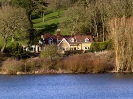 Lakeside Guest Accommodation Rutland Water, Оакхам (рядом с городом Upper Hambleton)