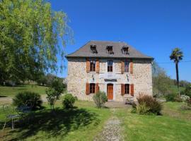 House Maison poumarou, Sainte-Colome (рядом с городом Lys)