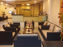 Anggraeni Hotel Jatibarang, Brebes (рядом с городом Bumiayu)