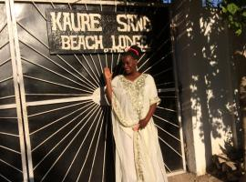 Kaure Sand Beach Lodge
