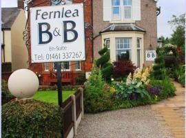 Fernlea Bed and Breakfast, Gretna Green