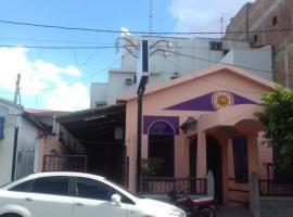 Hotel Requinte, Santa Luz (Morro do Mamote yakınında)