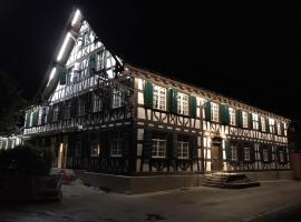 Gasthaus zum Goldenen Kreuz, Rafz