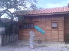 Kyn Tal da Ilha Hospedaria e Cozinha, Pontal do Paraná