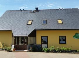 Pension Gerlach, Seiffen (Deutscheinsiedel yakınında)