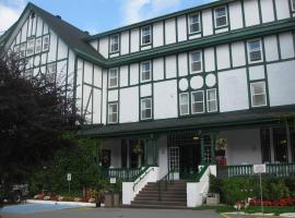 Glynmill Inn, Corner Brook (Steady Brook yakınında)