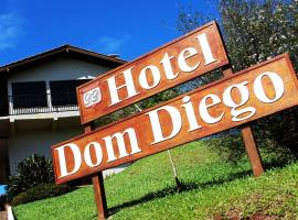 Hotel Dom Diego, Panambi (Palmeira das Missões yakınında)