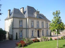 Chateau la Pierre Levée, La Gaubretière (рядом с городом Saint-Martin-des-Tilleuls)