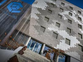 Hotel The Cube, Fidenza