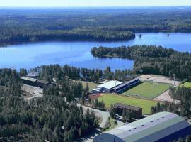 Eerikkilä Sport & Outdoor Resort, Tammela (рядом с городом Porras)