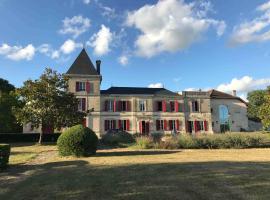 Château Augey, Blasimon (рядом с городом Sallebruneau)