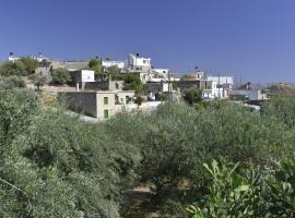 Natursteinhaus auf Kreta