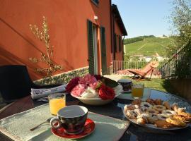 Residenza Albatros, Castiglione Falletto (Sorano yakınında)