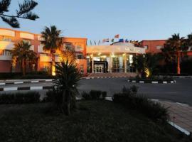 Hotel du Parc, Tunisas