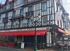 Hotel De Paris, Cabourg