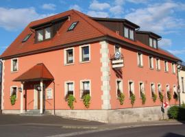 Landgasthof zum Hirschen, Sulzfeld (Bad Königshofen im Grabfeld yakınında)
