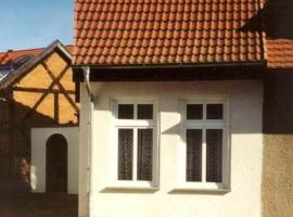 Ferienhaus Krakow am See SEE 4111, Krakow am See (Groß Grabow yakınında)