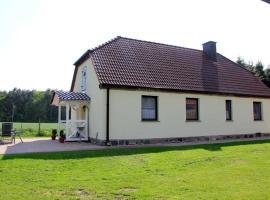 Ferienhaus Mirow SEE 9111, Mirow (Schwarz yakınında)