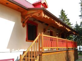 Le Refuge du Phoenix au Couette & Cafe, Saint-Apollinaire (Laurier Station yakınında)